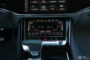 进口奥迪A8 空调调节