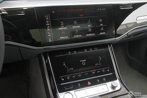进口奥迪A8 中央显示屏