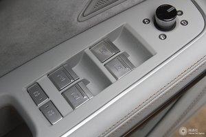 进口奥迪A8 左前车窗控制