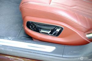 进口奥迪A8 主驾座椅调节