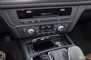进口奥迪A6 空调调节