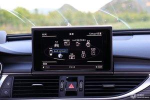 进口奥迪A6 中央显示屏