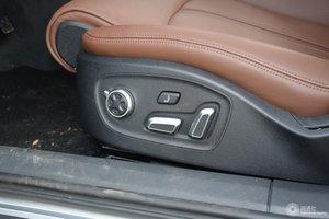 进口奥迪A6 主驾座椅调节