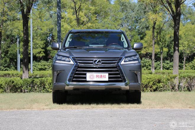 雷克萨斯LX139.6万起售 欢迎试驾