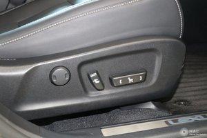 雷克萨斯RX 副驾座椅调节