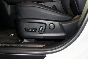 雷克萨斯RX 主驾座椅调节