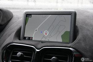 阿斯顿·马丁V8 Vantage 中央显示屏