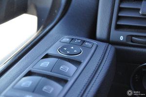进口奔驰G级 外后视镜调节控制