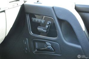 进口奔驰G级 副驾座椅调节