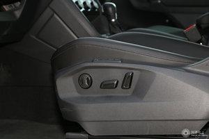 进口大众Tiguan 主驾座椅调节