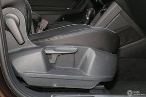 进口大众Tiguan 副驾座椅调节
