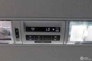 进口大众迈特威 后排空调调节