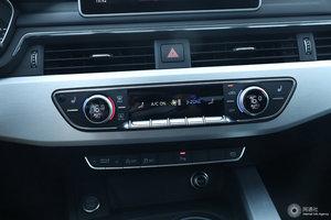 进口奥迪A5 空调调节