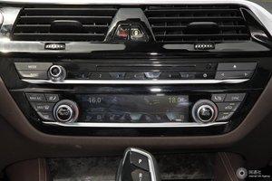宝马5系 空调调节