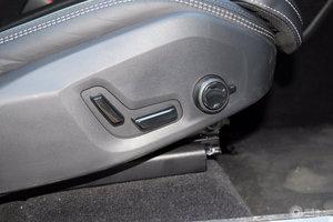进口沃尔沃S60 副驾座椅调节