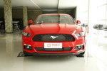 福特Mustang            正前