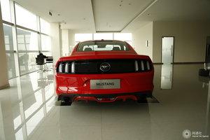 福特Mustang            正后