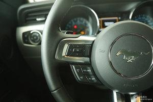 福特Mustang            多功能方向盘键左侧