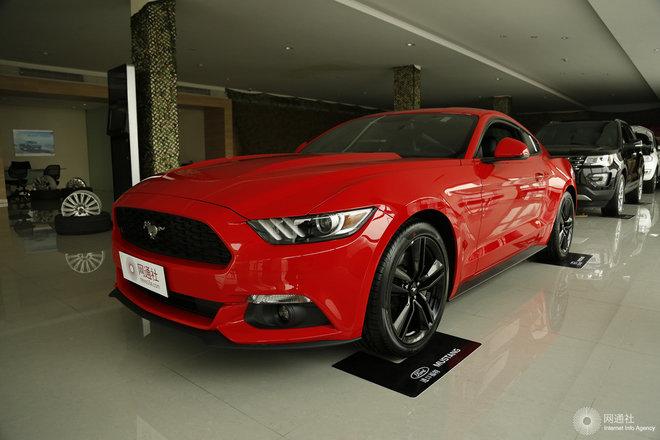 进口福特Mustang 外观整体