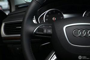 奥迪A6L 多功能方向盘键左侧