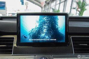 奥迪S8 中控屏功能