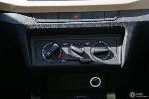 斯柯达晶锐 空调调节