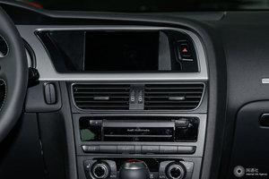 进口奥迪S5 中央显示屏