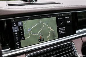 保时捷Panamera 中央显示屏