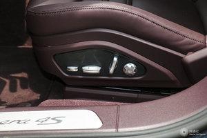 保时捷Panamera 主驾座椅调节