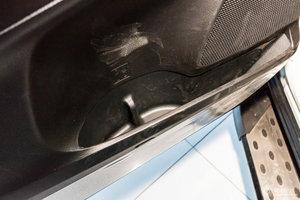 丰田RAV4荣放 左前车门储物空间