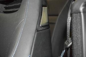 进口奔驰E级双门轿跑车 内饰(座椅空间)