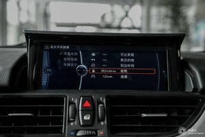 进口宝马Z4 中央显示屏
