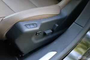 雪铁龙C5 主驾座椅调节
