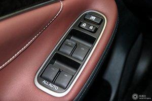 丰田皇冠 左前车窗控制