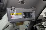 北京现代ix35 副驾驶遮阳板