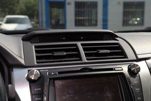 凯美瑞Hybrid 空调出风口