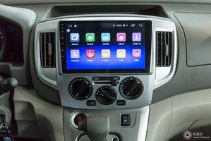 日产NV200 中央显示屏