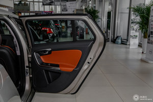 进口沃尔沃V60 右后车门