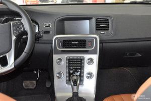 进口沃尔沃V60 中控台