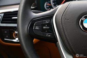 进口宝马6系GT 多功能方向盘键左侧