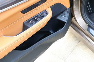 进口宝马6系GT 左前车门储物空间