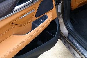 进口宝马6系GT 左后车门储物空间