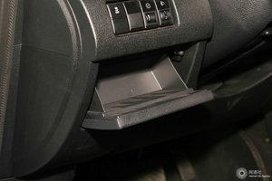 奔腾X80 驾驶席左侧下方储物格