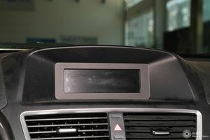 奔腾X80 中央显示屏
