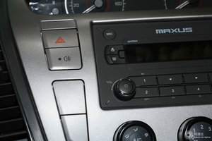 上汽大通V80 中控台