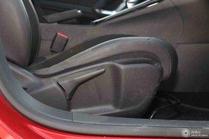 标致308 副驾座椅调节