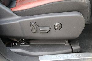 雪铁龙SUV天逸 副驾座椅调节