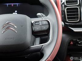 雪铁龙SUV天逸 多功能方向盘键右侧