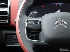 雪铁龙SUV天逸 多功能方向盘键左侧