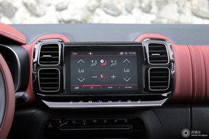 雪铁龙SUV天逸 中央显示屏